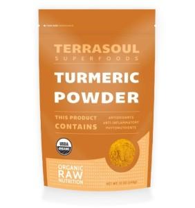 best turmeric brand terrasoul