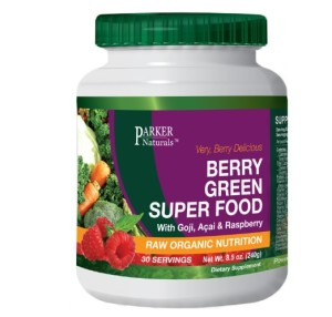 parker naturals superfood acai powder