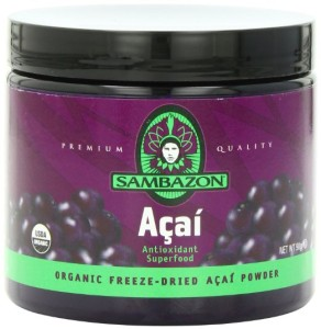 sambozan acai berry powder
