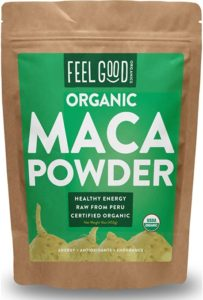 feel good maca