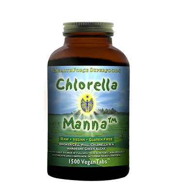 best chlorella brand