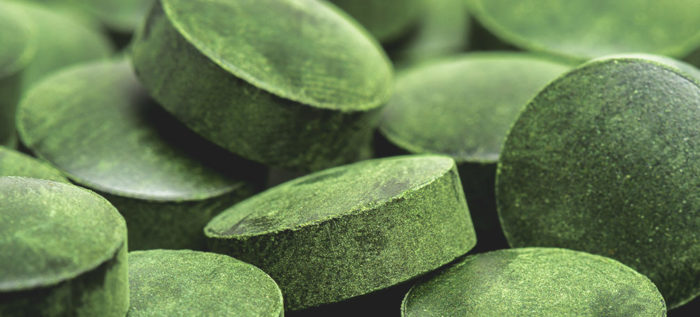 chlorella dosage