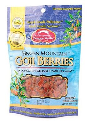 heaven mountain goji berries