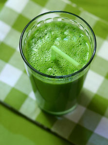 how to take chlorella