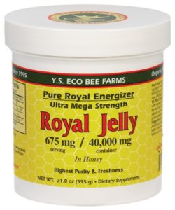 best royal jelly