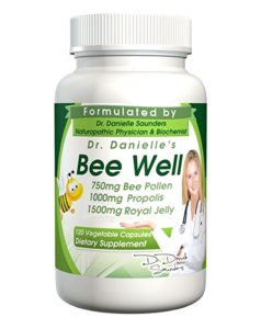 dr danielle's bee well supplement
