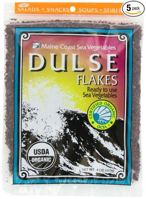 maine coast dulse flakes