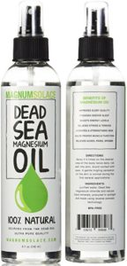 magnum solace dead sea magnesium oil spray