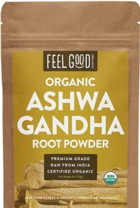 Feel Good Ashwagandha root powder