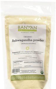 Banyan Botanicals Ashwagandha root powder