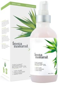 InstaNatural Rosehip Oil for Acne