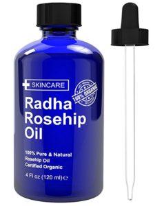 radha rosehip oil